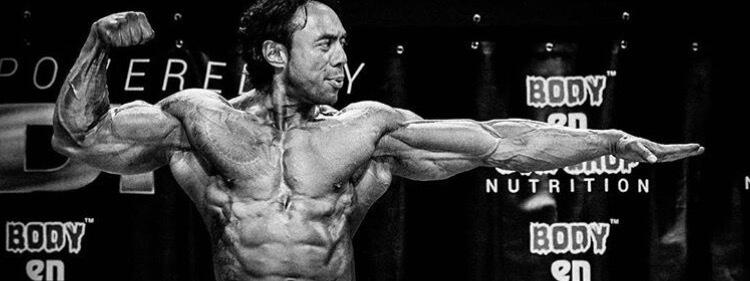 Bodybuilder Lehan met gouden tips en trainingsroutine